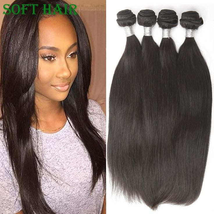 (160.00$)  Buy here - http://aib2w.worlditems.win/all/product.php?id=32701602469 - Cheap Malaysian Straight Virgin Hair 4pcs 7A Grade Malaysian Straight Hair Tissage Malaysian Extensiones Best Bella Dream Hair