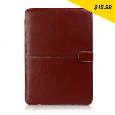 This is nice, check it out! Umeko Premium Leather Smart Holster Protective Sleeve bag Case Cover for MacBook Air Pro Retina 11.6 12 13.3 15.4 Inch case - US $18.99 http://getlaptopshop.com/products/umeko-premium-leather-smart-holster-protective-sleeve-bag-case-cover-for-macbook-air-pro-retina-11-6-12-13-3-15-4-inch-case/