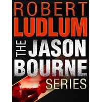 The Jason Bourne Series 3-Book Bundle by Robert Ludlum