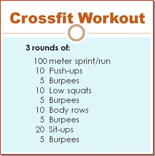 This is an example of interval training, like they do at crossfit. Cardio mixed with strengthening