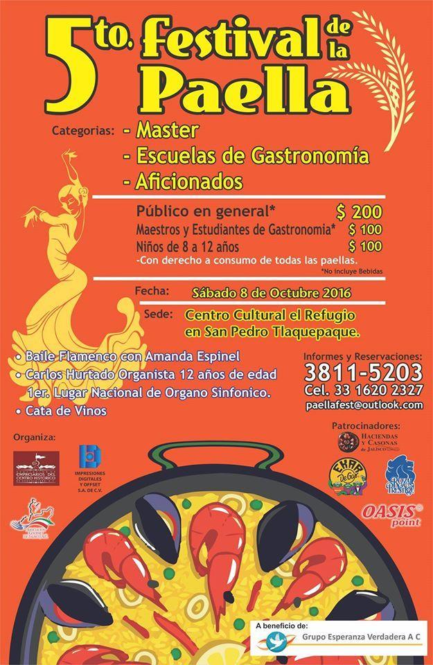 5to. Festival de la Paella | Curiosidades Gastronómicas