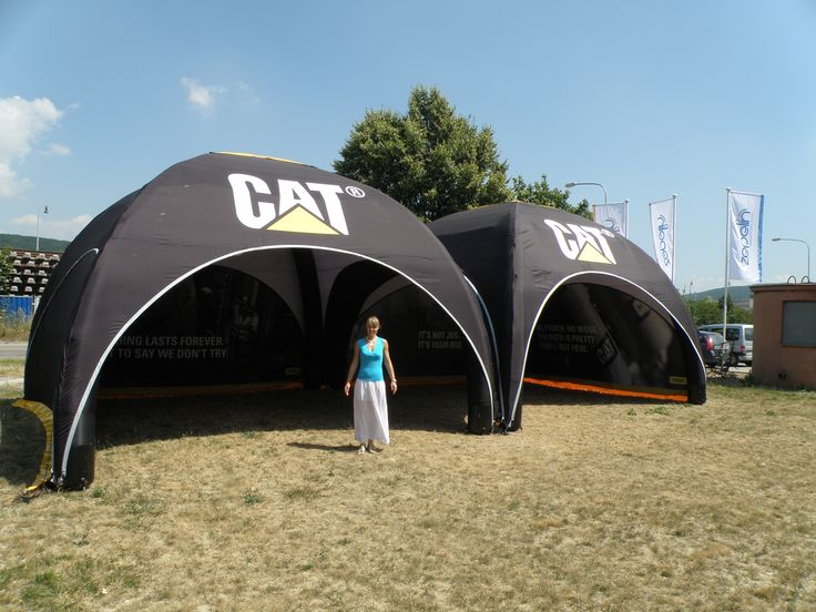 Pop Up branded event structure – visit www.ingeniousinflatables.com/en for more examples #eventstructure #PopUp #brandawareness #TemporaryStructure #PopUpDomes #PopUpVenue #event #promotional #brandedstructure #marketing #brandedtent #promotionaltent #branded #marque