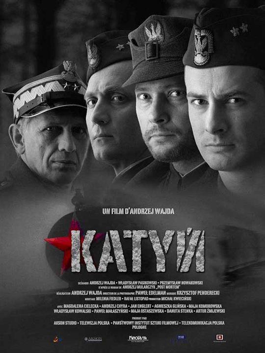 Katyn (2007), de Andrzej Wajda.