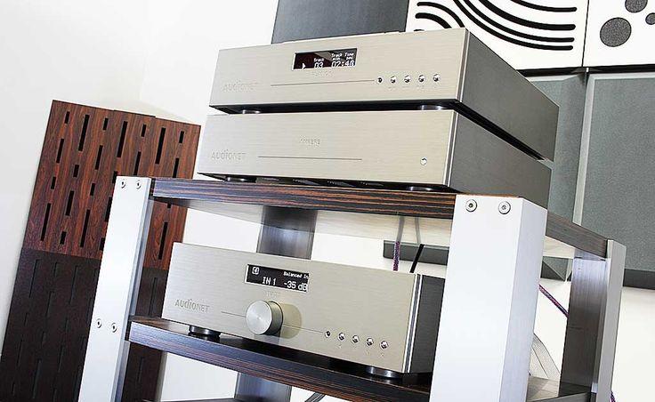 Výtečný integrovaný zesilovač od německých Audionet získal v nové podobě s názvem WATT k profesionální přesnosti také muzikální kouzlo.  Všechny dojmy v recenzi --> http://www.hifi-voice.com/testy-a-recenze/zesilovace-integrovane/1290-audionet-watt