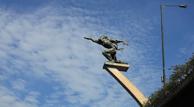 patung pancoran 2