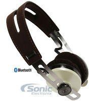 Sennheiser - Momentum 2.0 On-Ear Bluetooth Headphones M2 OEBT - Ivory, Bluetooth Wireless