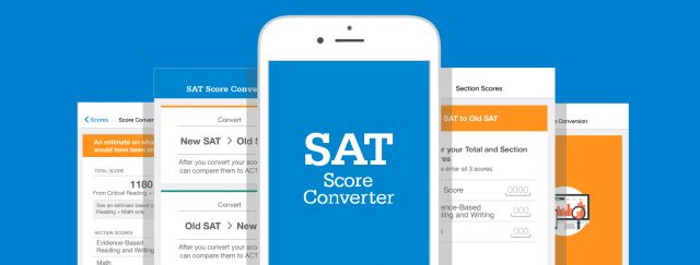ACT and College Board offer conflicting views on how to compare SAT and ACT scores