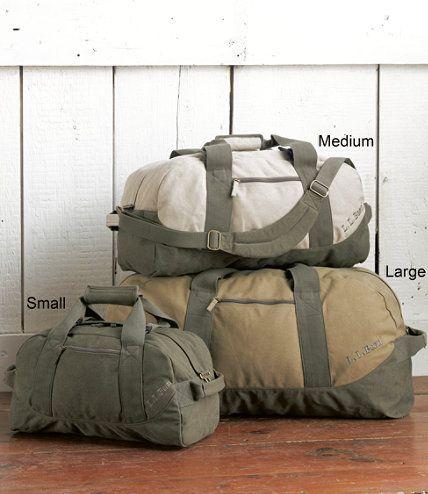 Sunwashed Canvas Adventure Duffle Medium Duffle Bags