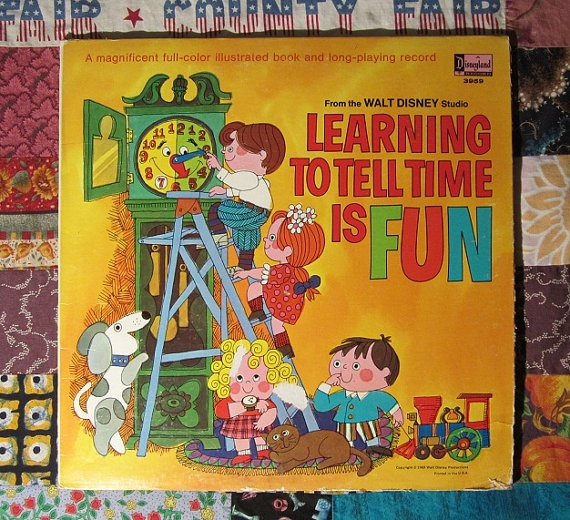 Laura Olsher And Tutti Camarata - Learning To Tell Time Is Fun