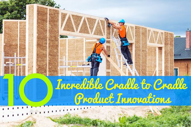 Meet the Ten Finalists in the Cradle to Cradle Product Innovation Challenge | Inhabitat - Sustainable Design Innovation, Eco Architecture, Green Building