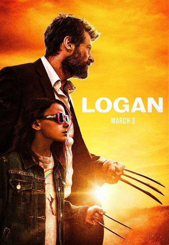 Logan (2017) I love this movie but its sad to see this awesome character