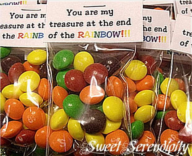 Skittles...you are my treasure at the end of the Rainbow! - Re-pinned by @PediaStaff – Please Visit http://ht.ly/63sNt for all our pediatric therapy pins