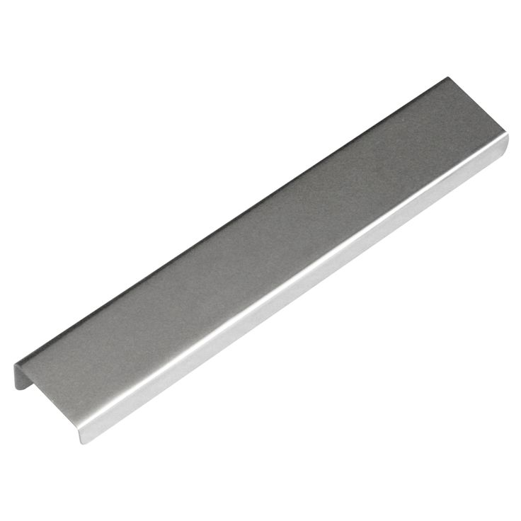 Kitchen Handles Kaboodle 160mm Discrte Grip Chr W-50407 I/N 2662570 | Bunnings Warehouse