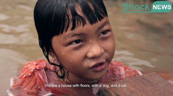Nhân dịp quốc tế thiếu nhi ngày 1/06 chúng tôi xin gởi đến bạn đọc 1 mẩu chuyện đời thường gây xúc động của những đứa trẻ sinh ra và lớn lên tại vùng sông nước Long Xuyên.