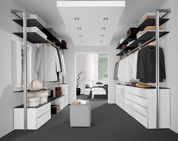 Modern Nolte Furniture: Walk in Closet