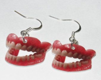 how to make monster dentures