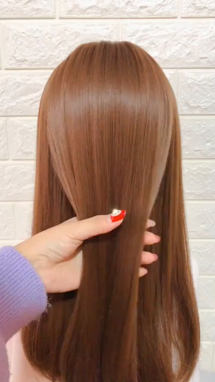 Easy And Simple Hairstyles For Long Hair Girls 11 Long Hair