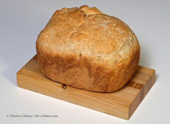 Buttermilk-Oatmeal-Bread