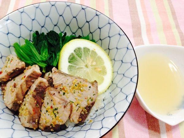 お刺身だけじゃもったいないカツオマグロ栄養満点の赤身魚活用レシヒ