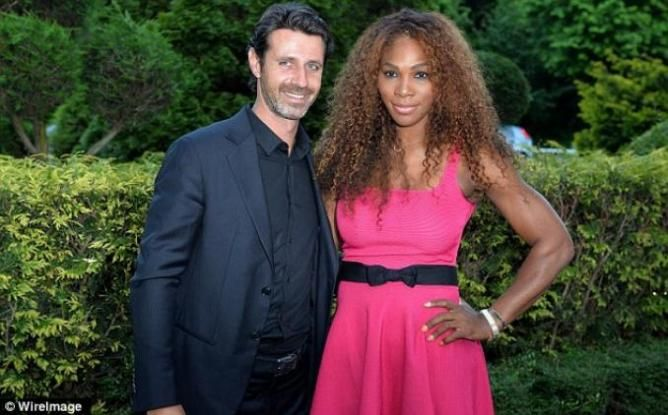 Patrick Mouratoglou: ´Serena Williams Wants to Pass Steffi Graf´s 22 Slams´