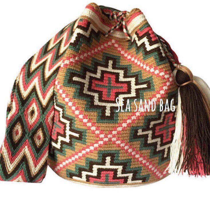 12 отметок «Нравится», 1 комментариев — Wayuu Marimekko กระเป๋าสาน (@seasandbag) в Instagram: «New in Wayuu พร้อมส่งทุกใบจ้า รุ่น Double Thread #wayuubag #fashionista #fashionbloggers #wayuu…»