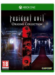 Capcom Resident Evil Origins Collection on Xbox One Resident Evil Origins Collection includes: Resident Evil HD Resident Evil 0In the original Resident Evil players choose to take on the role of either S.T.A.R.S. (Special Tactics and Rescue Service) te http://www.MightGet.com/february-2017-1/capcom-resident-evil-origins-collection-on-xbox-one.asp