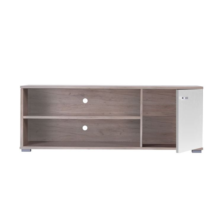 ΕΠΙΠΛΟ TV AMOS TV2P GREY OAK/WHITE
