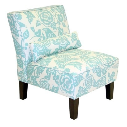 Cute Bird Tiffany Blue Chair For Our Master Bedroom 2 Chairs Love Seat Would Be Great For A