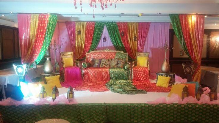 heena setup#pakistani heena stage decoration#mehndi stage decoration#kosha decoration#wedding decoration#