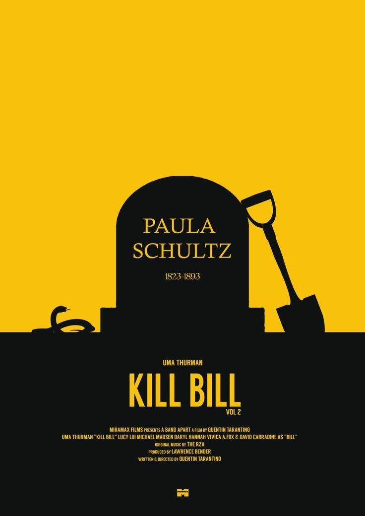 Kill Bill vol 2 LOVE this hidden gem that ties into Django!