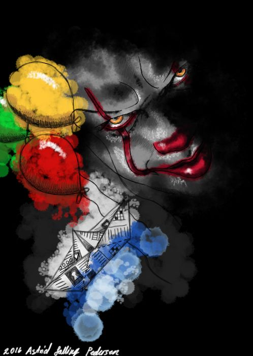I love this Pennywise! ⛵