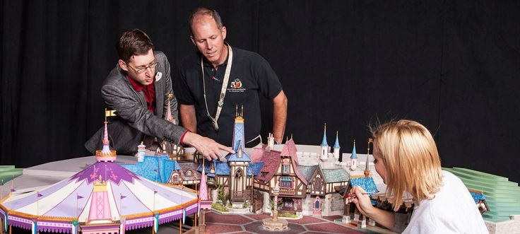 """Making of Fantasy Faire"" Presentation for Disneyland Passholders on March 14 - TouringPlans.com Blog 
