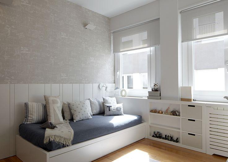 M s de 25 ideas incre bles sobre dormitorios compartidos for Decoracion habitacion juvenil nino