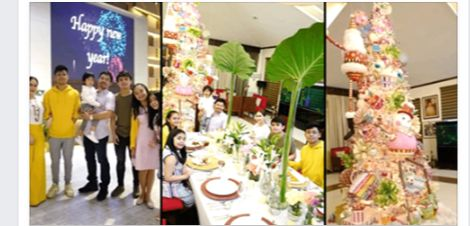 Manny Pacquiao and his family celebrate New Year in a lavish mannerTrending