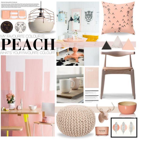 44 best colour trend peach images on pinterest bedrooms for Peach bathroom decor