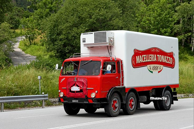 Fiat 690N4 Refrigerated transport