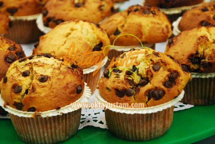 Portakallı Çikolatalı Muffin | Oktay Ustam İlk Yemek Tarifleri Resmi Web Sitesi