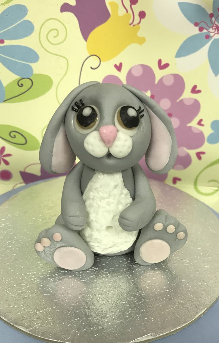 Bunny big eyes