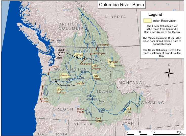 where do the snake and columbia rivers meet jazz