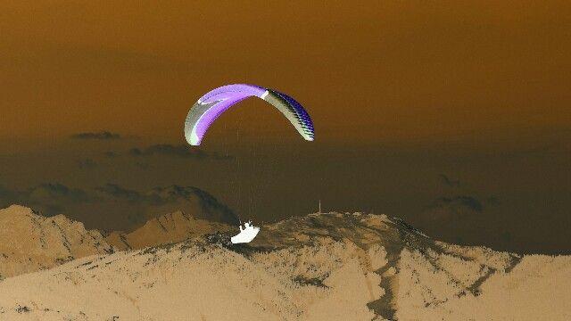 #Kronplatz#paragliding