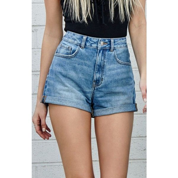Best 25  High rise shorts ideas only on Pinterest | Casual beach ...