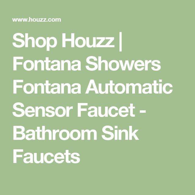 wwwfontanashowers/bathroom-sink-faucets-s/1830htm