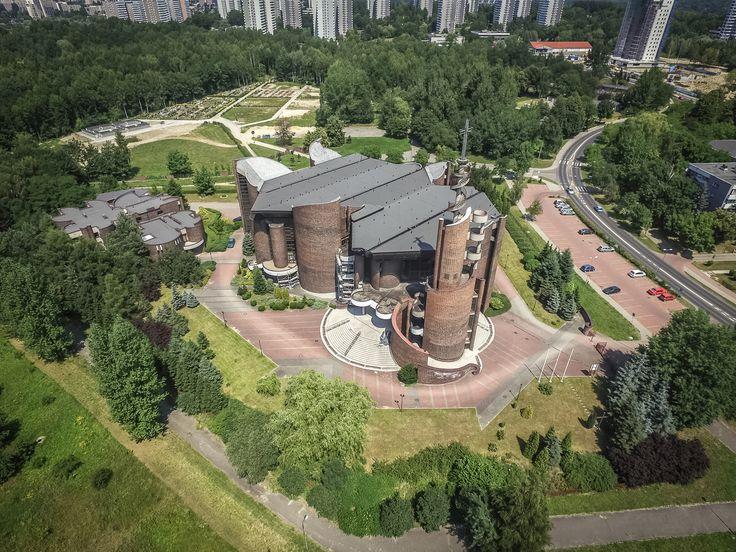 "These Churches Are the Unrecognized Architecture of Poland's Anti-Communist ""Solidarity"" Movement,© Igor Snopek"