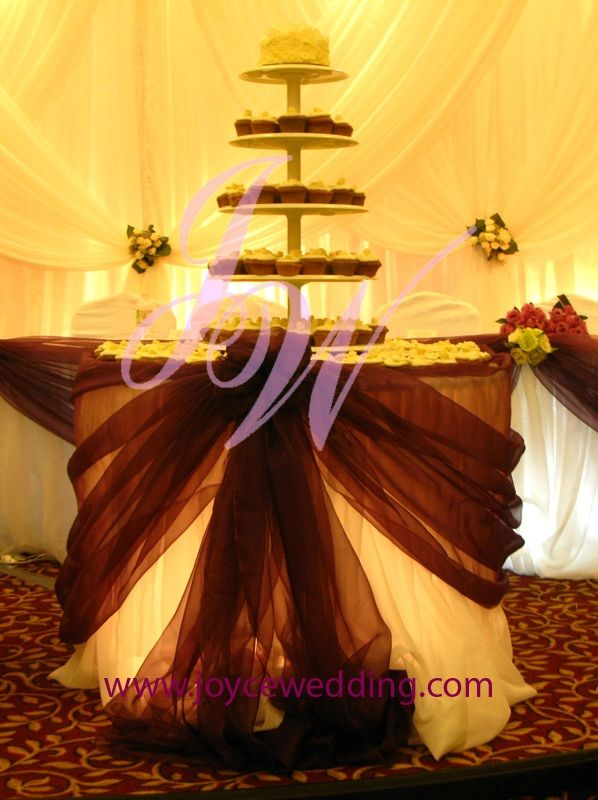 15 must see burgundy decor pins burgundy room maroon for Burgundy wedding reception decorations