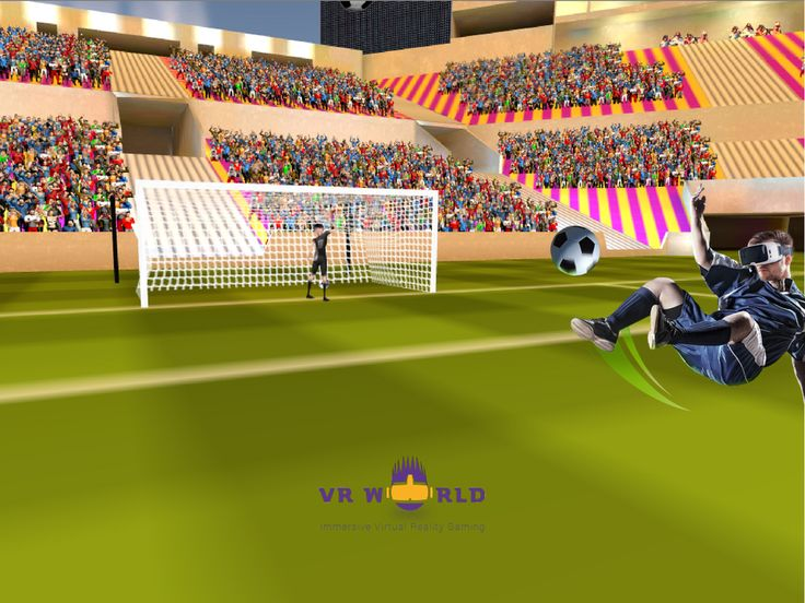 Following the overwhelming response of 'Soccer Head' we now have 5 more #VR #games to entice you. Check us out @ Grand Mall