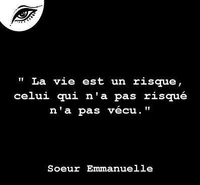 Soeur Emmanuelle - Citation