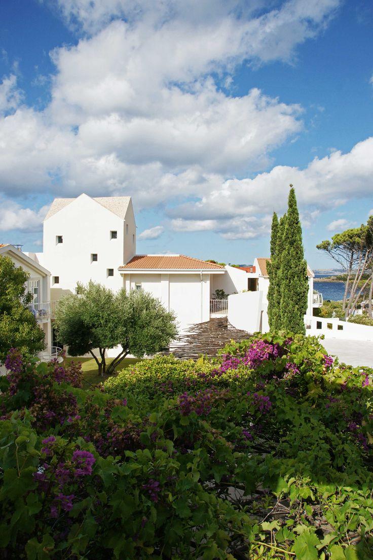 La Coluccia Hotel | Boutique Hotel | Italy | http://lifestylehotels.net/en/la-coluccia-hotel-beach-club | Sardinia | Beautiful Garden | Holiday | Paradise