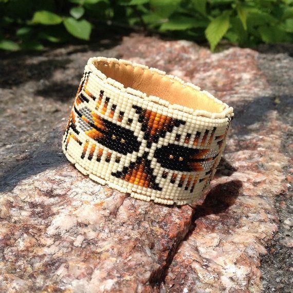 Native American Oglala Lakota handmade Beaded by JaidaGreyEagle                                                                                                                                                                                 More
