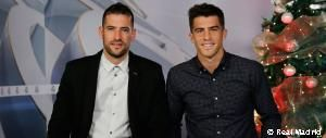 Casilla y Rubén Yáñez felicitan la Navidad