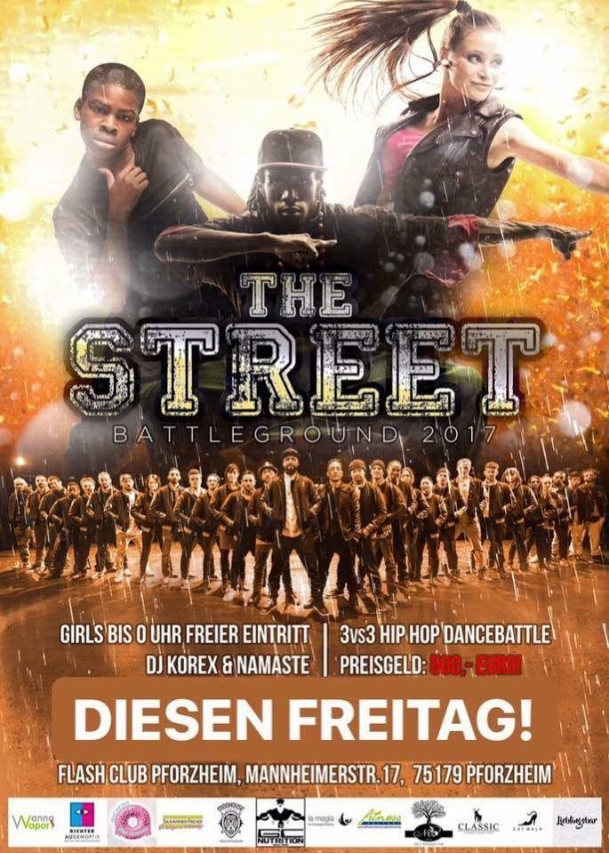 Diesen Freitag im Flash Club Pforzheim! Die Highlights -> 3vs3 Battle Preisgeld 500€, Getränkespecials, 2 Top Djs, Girls bis 0Uhr freier Eintritt und vieles mehr...  #thestreet #hiphop #dancebattle #500€ #preisgeld #tanzbattle #flashpforzheim #party #feierei #event #feier #pforzheim #stuttgart #mannheim #heidelberg #karlsruhe #tänzer #freitag #pinterest #like4like #follow4follow #likeforlike #followforfollow #nachtleben #nightlife #dancebattle #dance